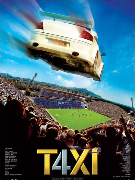 Taxi 4 Streaming Film