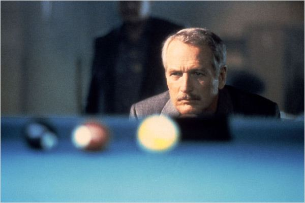 La Couleur de l'argent : photo Martin Scorsese, Paul Newman