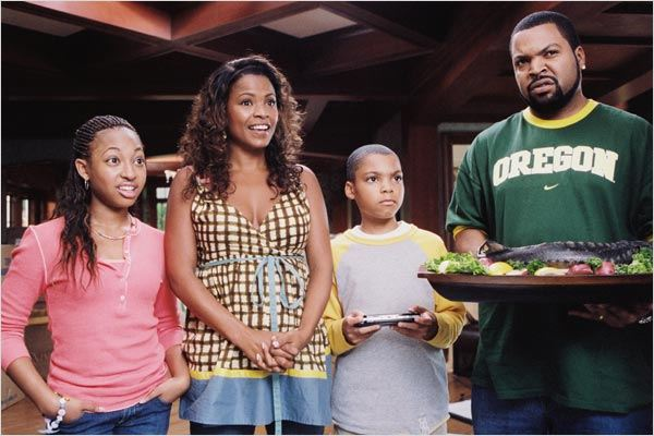 On arrête quand ? : photo Aleisha Allen, Ice Cube, Nia Long, Philip Bolden