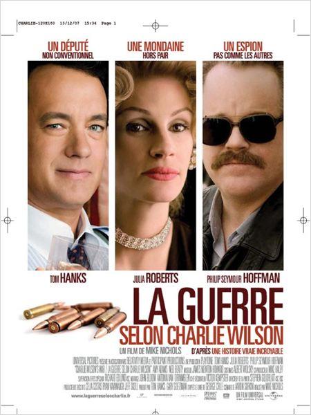 La Guerre selon Charlie Wilson Streaming (2008)