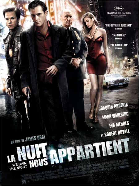 La Nuit nous appartient [FRENCH][Bluray 720p] + [Multi-Langues][Bluray 1080p]