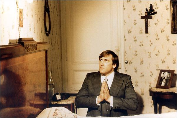 Mon Oncle d'Amérique : photo Alain Resnais, Gérard Depardieu