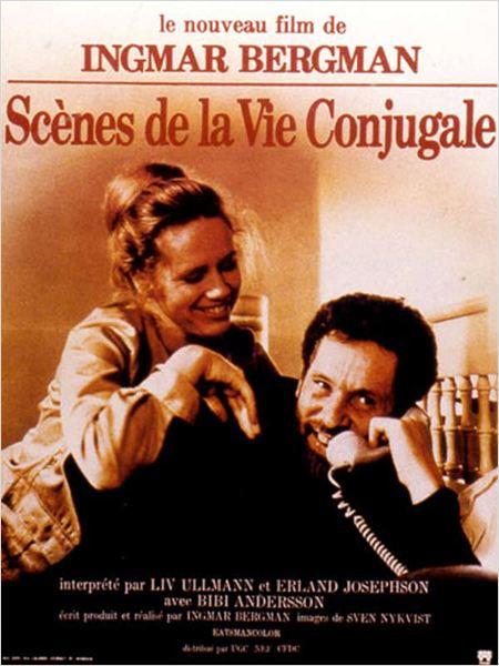 Scènes de la vie conjugale : Affiche Erland Josephson, Ingmar Bergman, Liv Ullmann