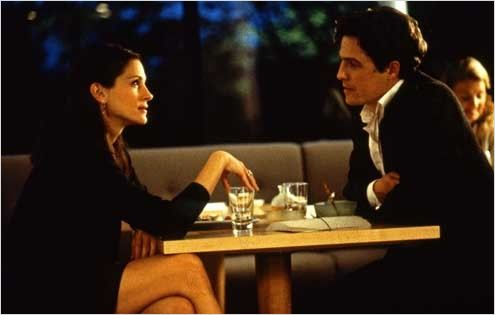 Coup de foudre &#224; Notting Hill : photo Hugh Grant, Julia Roberts, Roger Michell