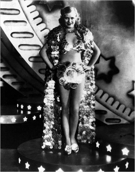 Chercheuses d'or de 1933 : Photo Ginger Rogers, Mervyn LeRoy