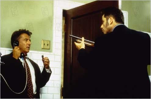 Mad City : Photo Dustin Hoffman, John Travolta
