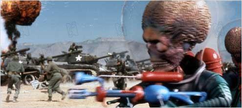 Mars Attacks! : Photo Tim Burton