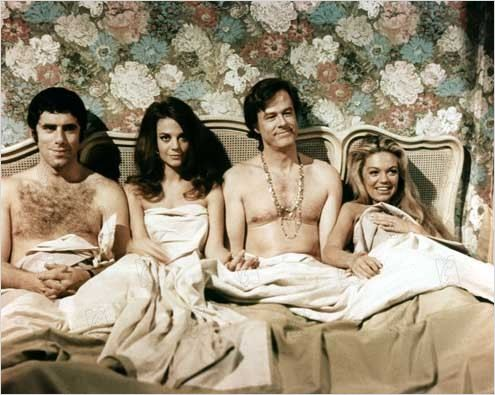 Bob et Carole et Ted et Alice : Photo Dyan Cannon, Elliott Gould, Natalie Wood, Paul Mazursky, Robert Culp