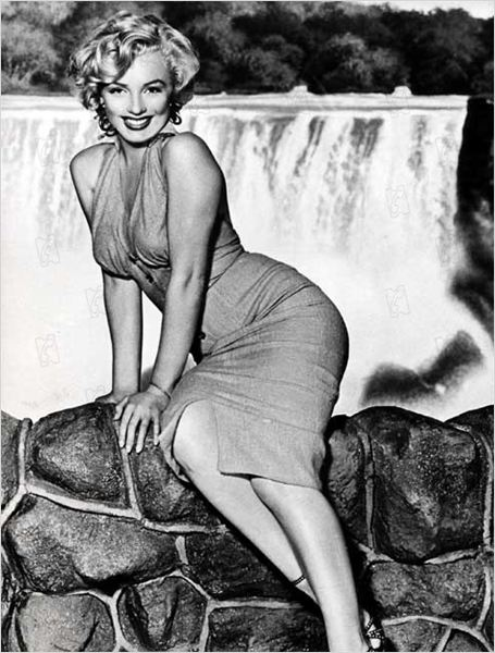 Niagara : photo Henry Hathaway, Marilyn Monroe