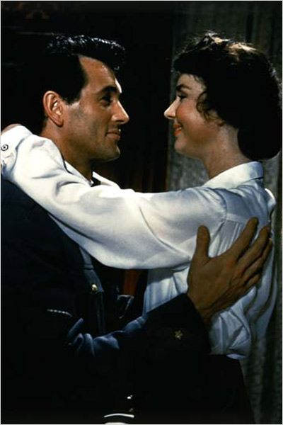 L'Adieu aux armes : Photo Charles Vidor, Jennifer Jones, Rock Hudson