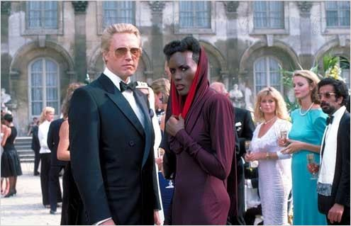 Dangereusement vôtre : Photo Christopher Walken, Grace Jones, John Glen