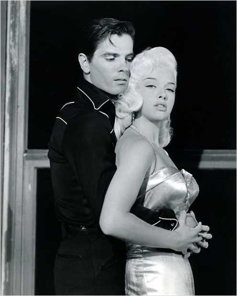 La Femme et le Rodeur : photo Diana Dors, John Farrow, Tom Tryon