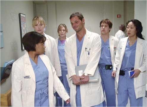 Grey's Anatomy : Photo Chandra Wilson, Katherine Heigl, Sandra Oh