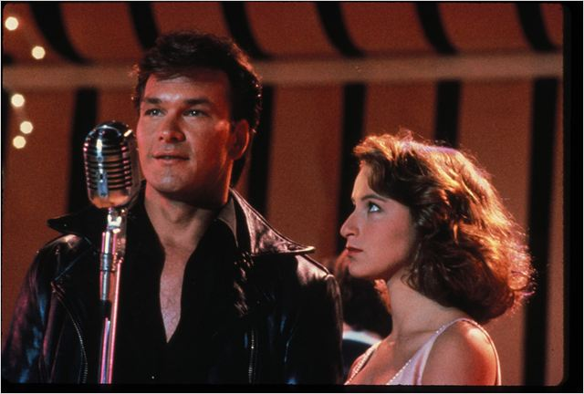 Dirty Dancing : photo Jennifer Grey, Patrick Swayze