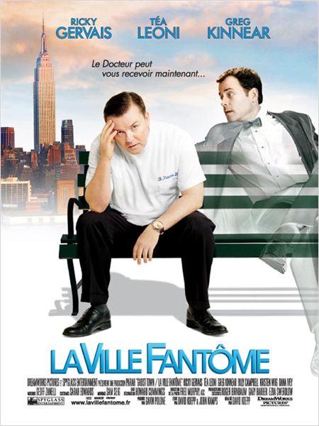 La Ville fantôme : Affiche David Koepp, Greg Kinnear, Ricky Gervais, Tea Leoni