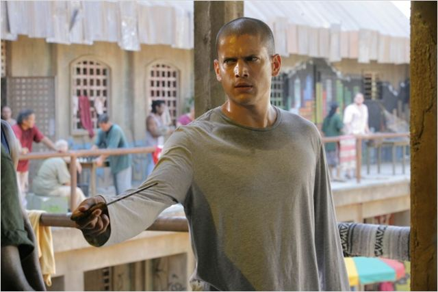 Prison Break : Photo Wentworth Miller