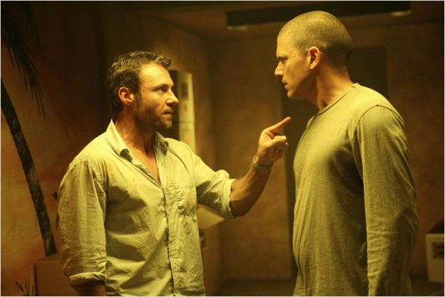 Prison Break : Photo Chris Vance, Wentworth Miller