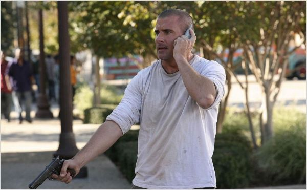 Prison Break : Photo Dominic Purcell