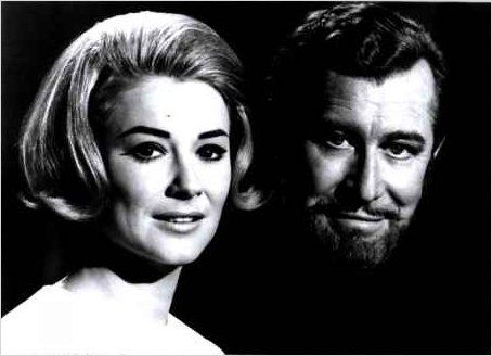 Madame et son fantôme : Photo Edward Mulhare, Hope Lange