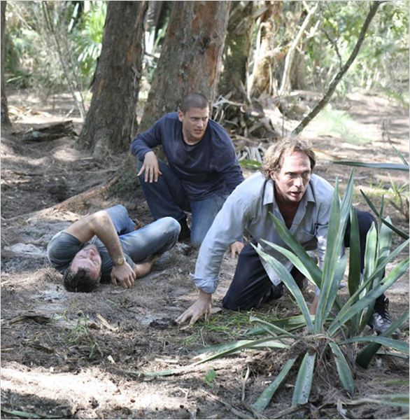 Prison Break : Photo Chris Vance, Wentworth Miller, William Fichtner