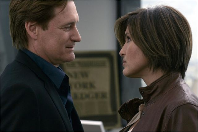 New York Unit&#233; Sp&#233;ciale : Photo Bill Pullman, Mariska Hargitay