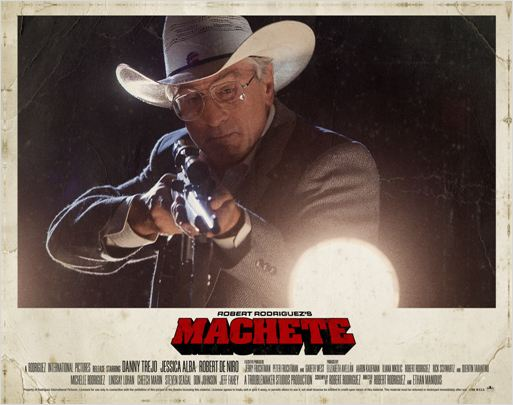 Machete : affiche