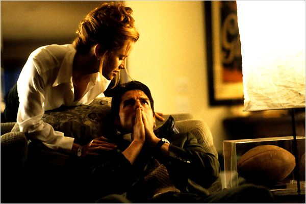 Jerry Maguire : photo Cameron Crowe, Kelly Preston, Tom Cruise