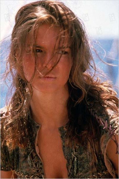 Waterworld : photo Jeanne Tripplehorn, Kevin Reynolds