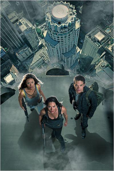 Terminator : Les Chroniques de Sarah Connor : Photo Lena Headey, Summer Glau, Thomas Dekker