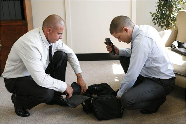 Prison Break : Photo Dominic Purcell, Wentworth Miller