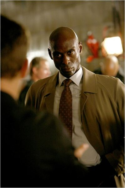 Fringe : Photo Lance Reddick
