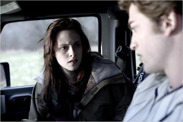 Twilight - Chapitre 1 : fascination : photo Catherine Hardwicke, Kristen Stewart, Robert Pattinson