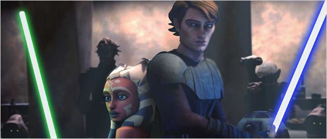 Star Wars: The Clone Wars (2008) : Photo
