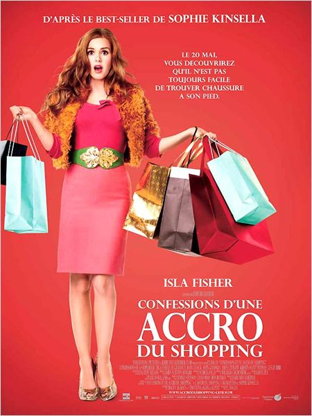 Confessions d'une accro du shopping | FRENCH MP4 | DVDRiP | MULTI
