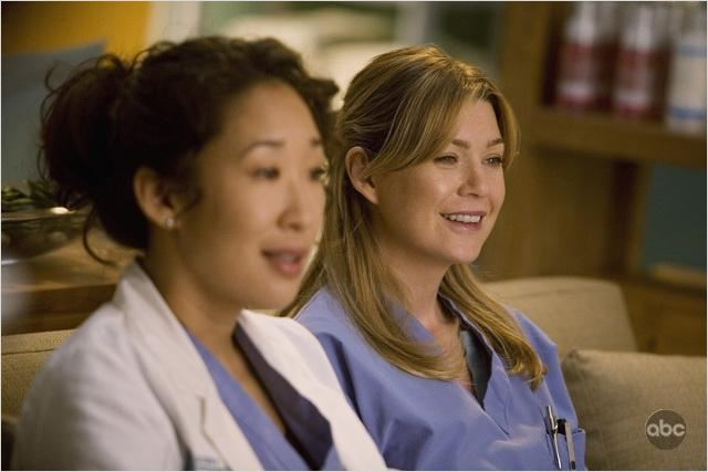 Grey&#39;s Anatomy : photo Ellen Pompeo, Sandra Oh