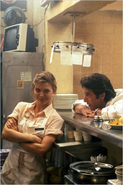 Frankie & Johnny : Photo Al Pacino, Garry Marshall, Michelle Pfeiffer