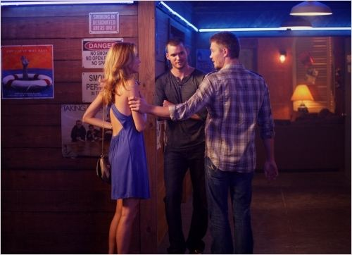 Les Frères Scott : photo Austin Nichols, Chad Michael Murray, Hilarie Burton