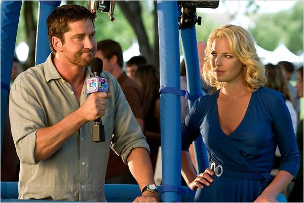 L'Abominable vérité : Photo Gerard Butler, Katherine Heigl, Robert Luketic