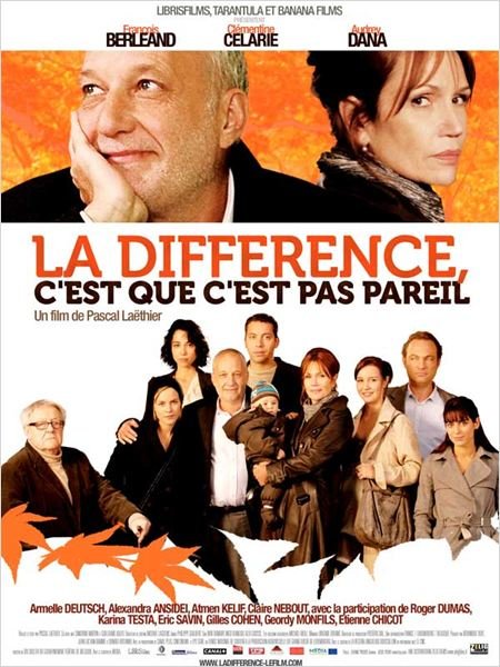 [MULTI] La Diffrence, c&#039;est que c&#039;est pas pareil [DVDRiP]