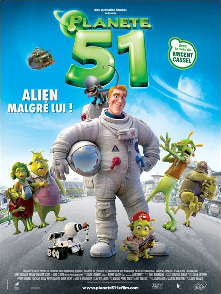 [MULTI] Planète 51 [DVDRiP] [FRENCH]