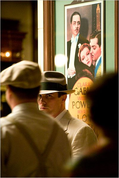 Public Enemies : photo Christian Bale, Michael Mann