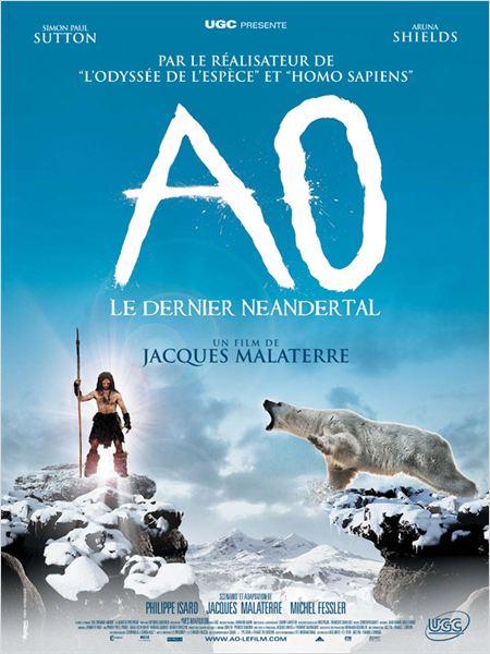 [DF] AO, le dernier Néandertal [DVDRiP]