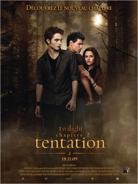 [RG] Twilight - Chapitre 2 : tentation [FRENCH][DVDRIP]