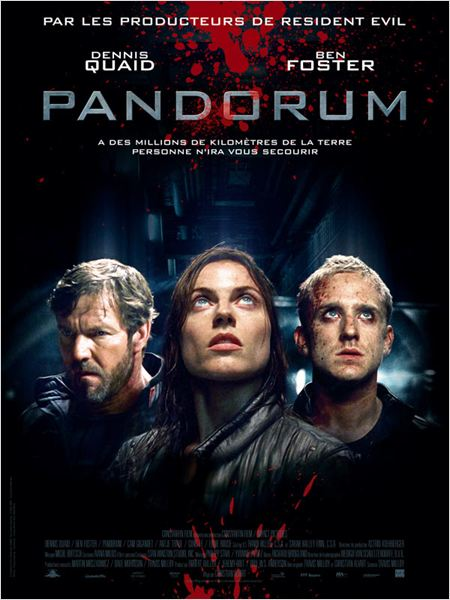 Download Movie Pandorum (2009)