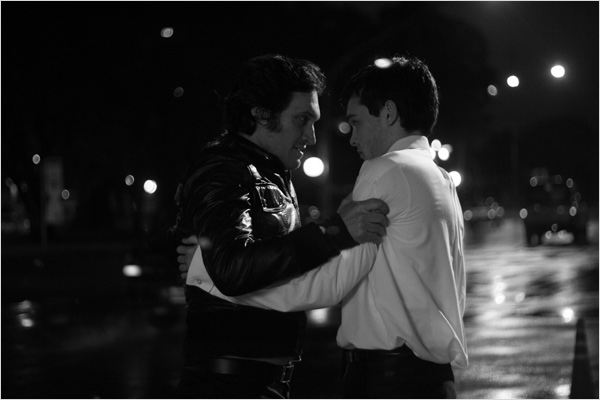 Tetro : photo Alden Ehrenreich, Francis Ford Coppola, Vincent Gallo