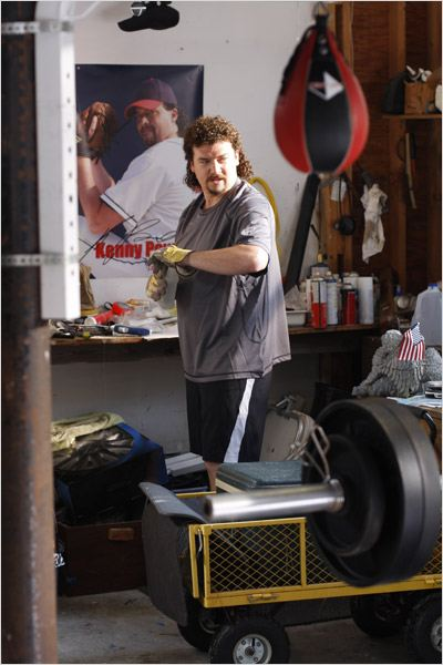 Kenny Powers : Photo Danny McBride