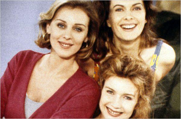 Les Filles d'à côté : Photo Cécile Auclert, Christiane Jean, Hélène Le Moignic