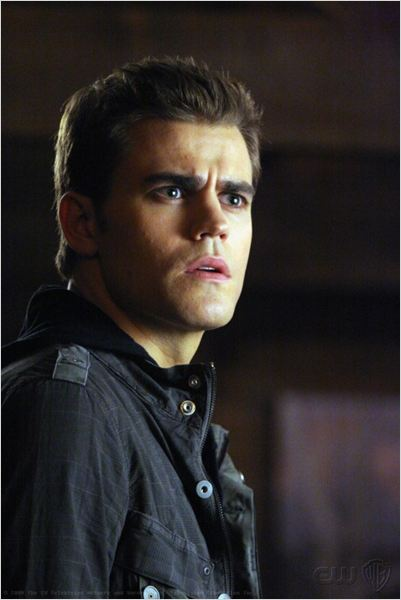 Vampire Diaries : Photo Paul Wesley