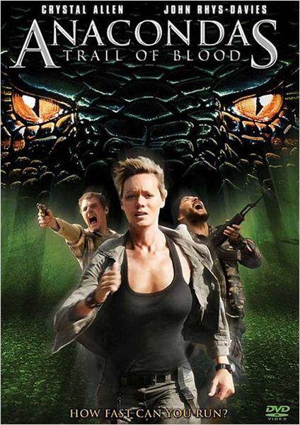 [DF] Anacondas 4 : La piste du sang (TV) [DVDRiP]