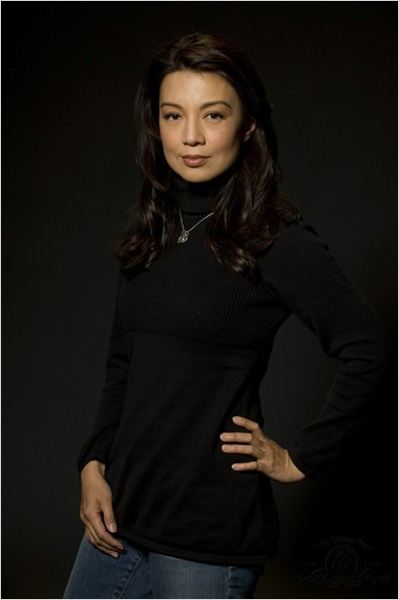 Stargate Universe : Photo Ming-Na Wen